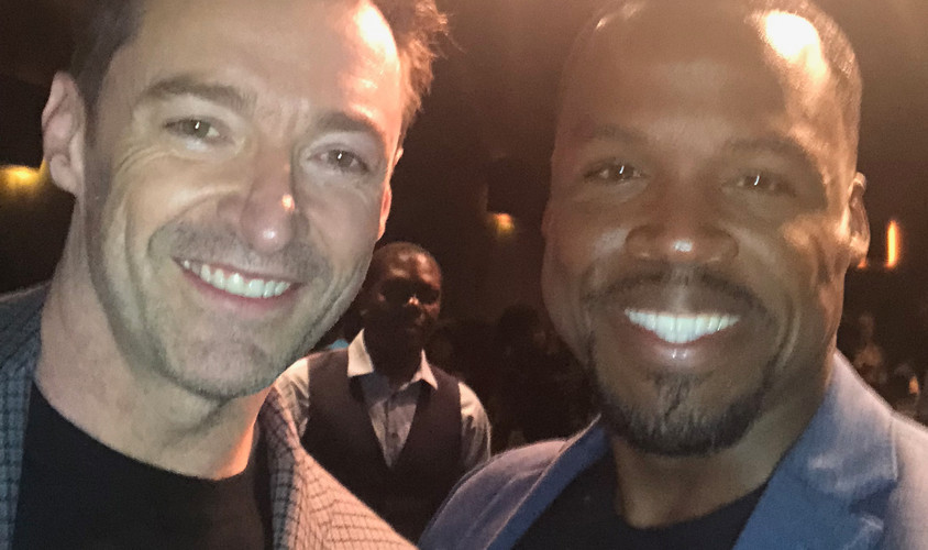 """""""…we do operate in a global industry and ARTISTE PRO is going to connect us all? Absolutely brilliant!"""" - Hugh Jackman, Actor"""