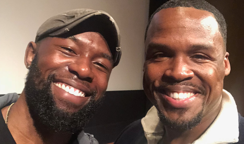 """""""Finding the right people to connect with is tough in this business.  Its like rolling a dice every time you meet someone or shoot a gig … I hope this changes that."""" - Trevante Rhodes, SAG Award winner"""