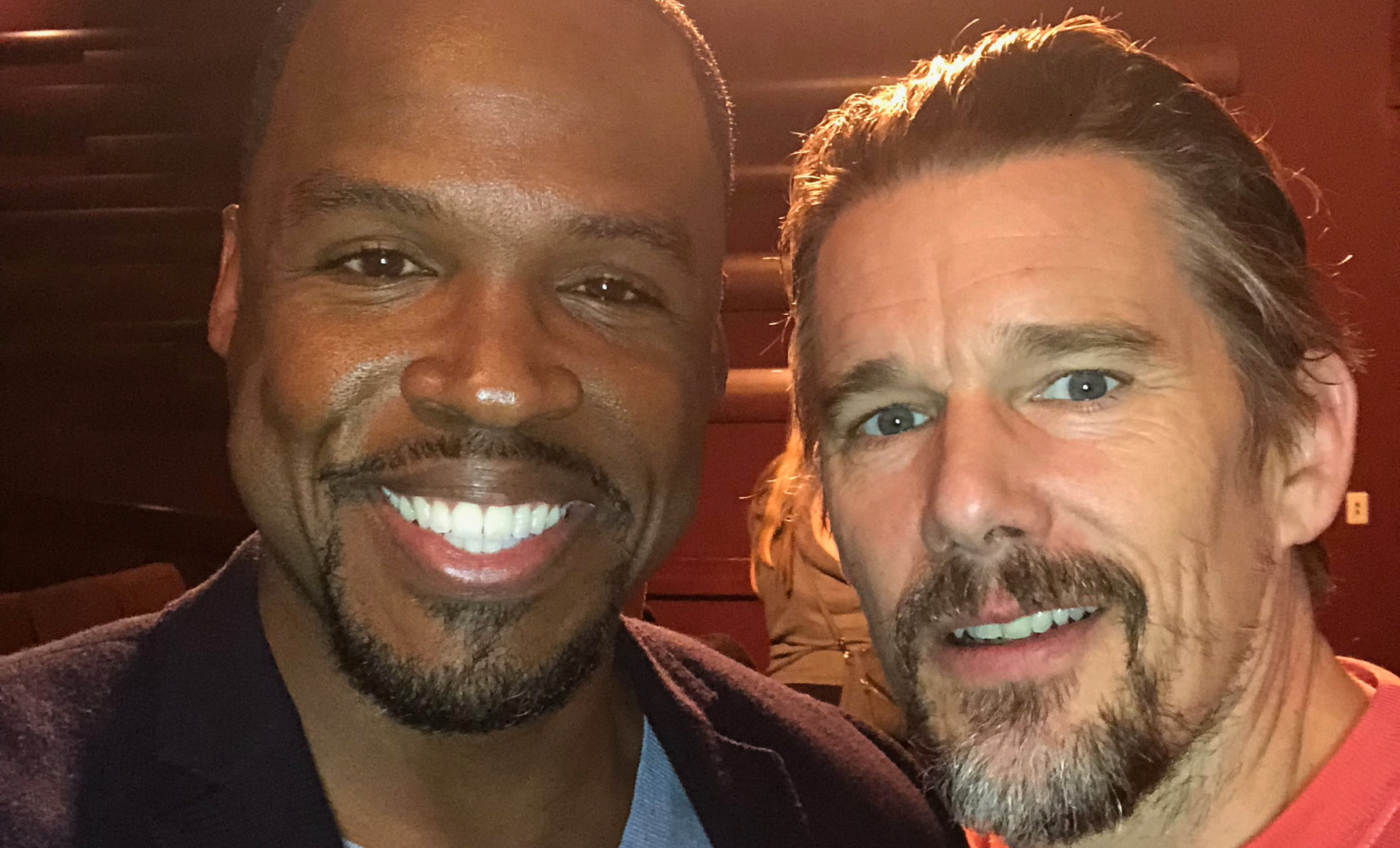 """""""This is mind-blowing! Independent filmmakers are going to love this … I think the this will solve so many problems for the theatre and Broadway as well …"""" - Ethan Hawke, Tony and Academy Award nominee"""