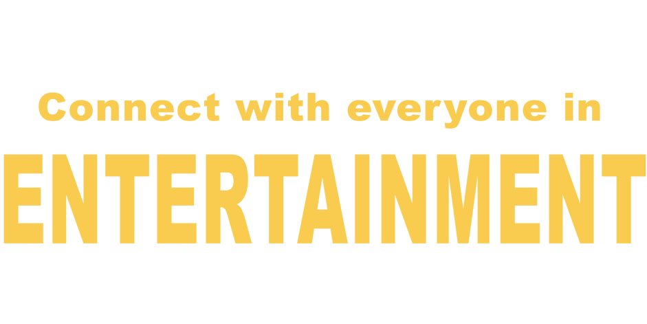 2020 Connect with Everyone in Entertainm