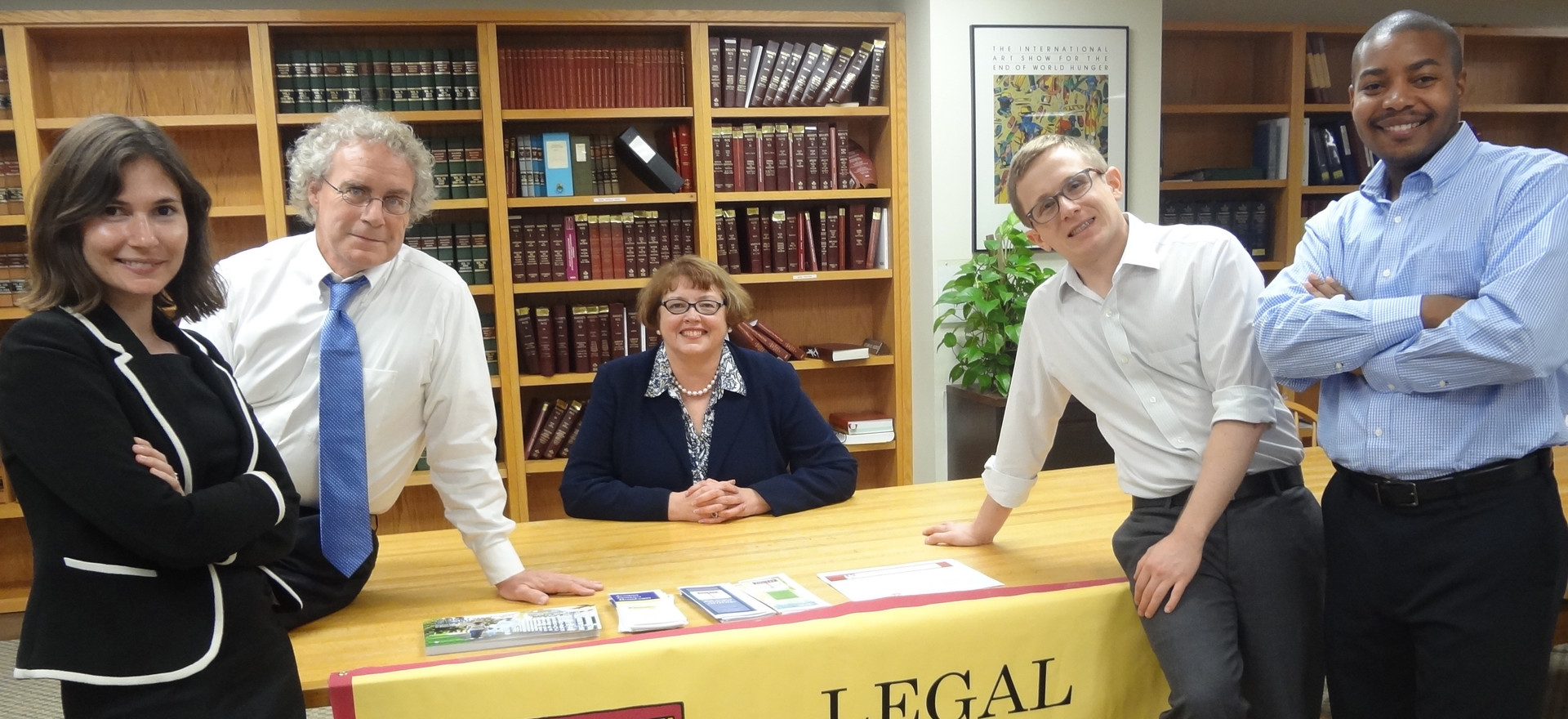 COLLECTIVE STEP 3: Legal Experts, Law Clinics, and the Court System