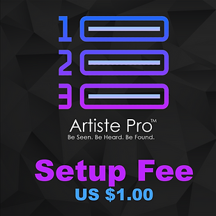 Profile Setup Fee