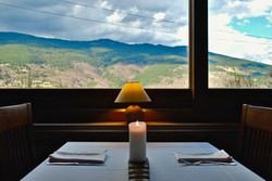 Hotel Can Gasparo - Restaurante gastronomico con vistas al Pirineo