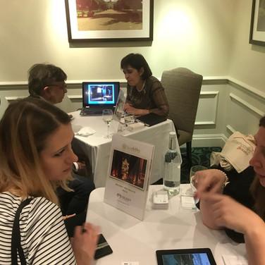 Workshop London May 2018