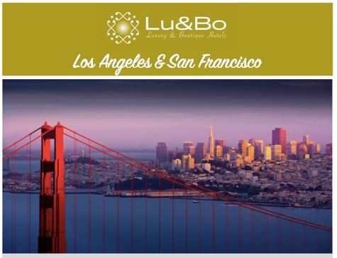 DECEMBER 2017 :Sales Calls USA - Los Angeles & San Francisco