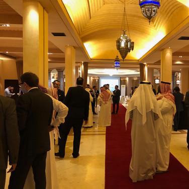Presentación Jeddah, Saudi Arabia