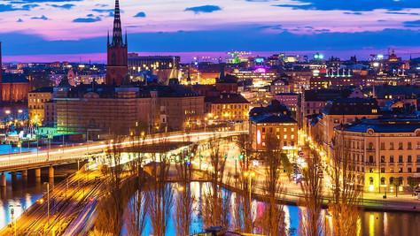 JUNE 2018 : Roadshow Scandinavia