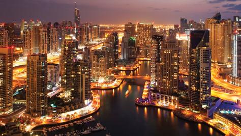 APRIL 2018 - Middle East : Kuwait, Doha, Dubai & Abu Dhabi