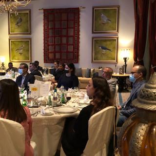 Presentation in Dubai