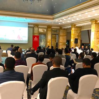 Presentation in Kuwait