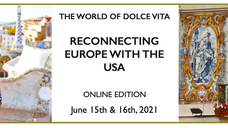 JUNE 2021 : RECONNECTING EUROPE WITH THE USA
