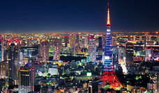SEPTEMBER 2019 : ASIA - Shanghai, Beijing, Seoul & Tokio