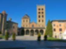 monasterio de ripoll romanico catalan cerca de Can Gasparó