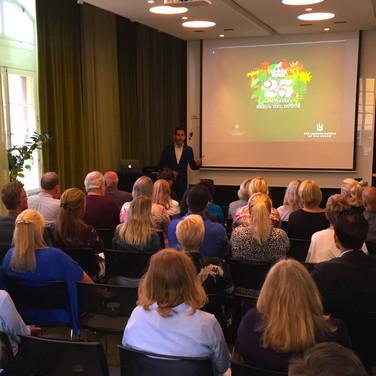 Presentation Stockholm June 2018