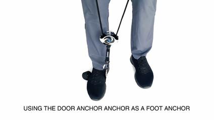 T2 Door Anchor As Foot Anchor