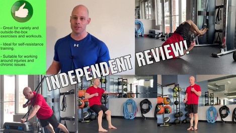 Matt Schifferle's Red Delta Project T2 Iso Trainer Review HIGHLIGHTS