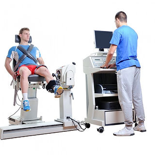 Conventional Isokinetic Machine