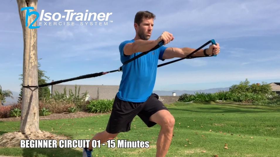 Beginner Circuit 01 - 15 min. Kyle Knapp Fitness
