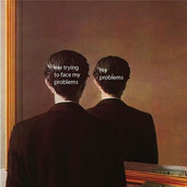 """magritte was ..... this is his """"not to b"""