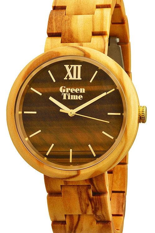 GREEN TIME 腕時計 ZW083B