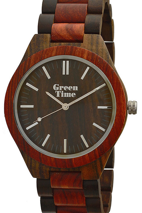 GREEN TIME 腕時計 ZW021H