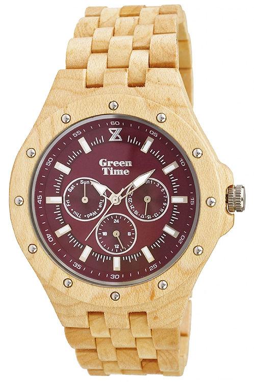 GREEN TIME 腕時計 ZW039C
