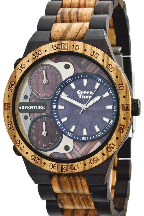 GREEN TIME腕時計 ZW078B