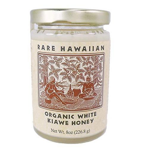 レアハワイアンオーガニックホワイトハニー