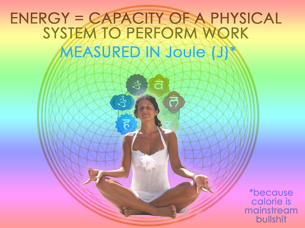 Energy Definition / Physics for Hippies