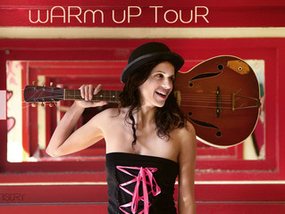 Warm Up Tour! DE/CH/ITA/GR