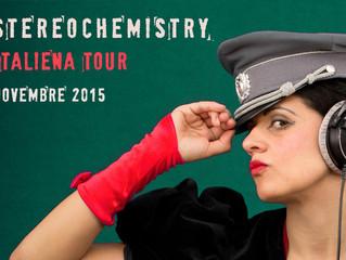 Italiena TOUR 2015