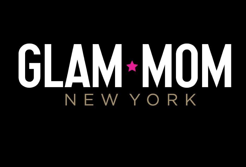 GlamMom NY Logo