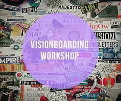 MomTime Events Vision Boarding Workshop 2018
