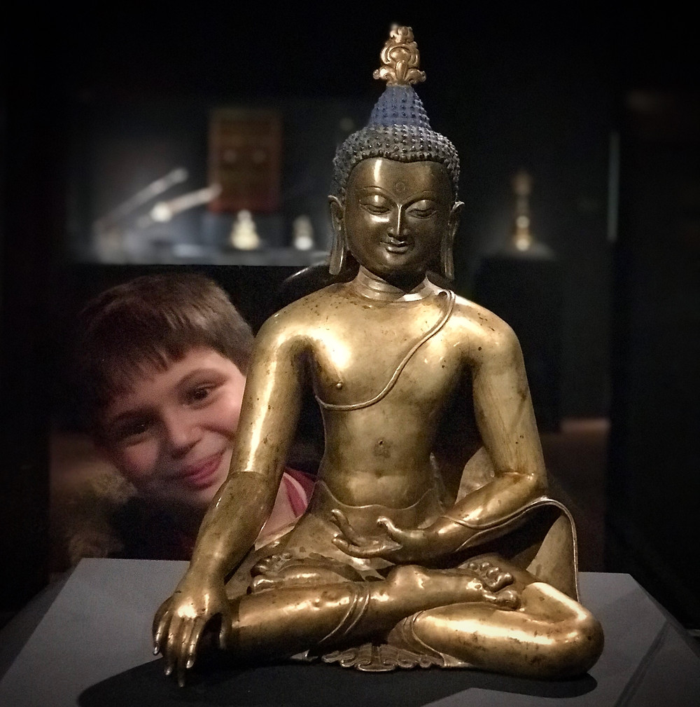 Buddha Circa Sometime BC & 2018