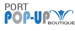 Port Pop Up Logo