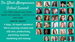 The Whole Mompreneur Virtual Summit-1