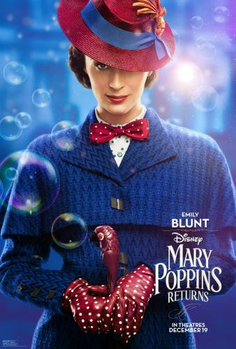 Mary Poppins Returns Our Wonderment