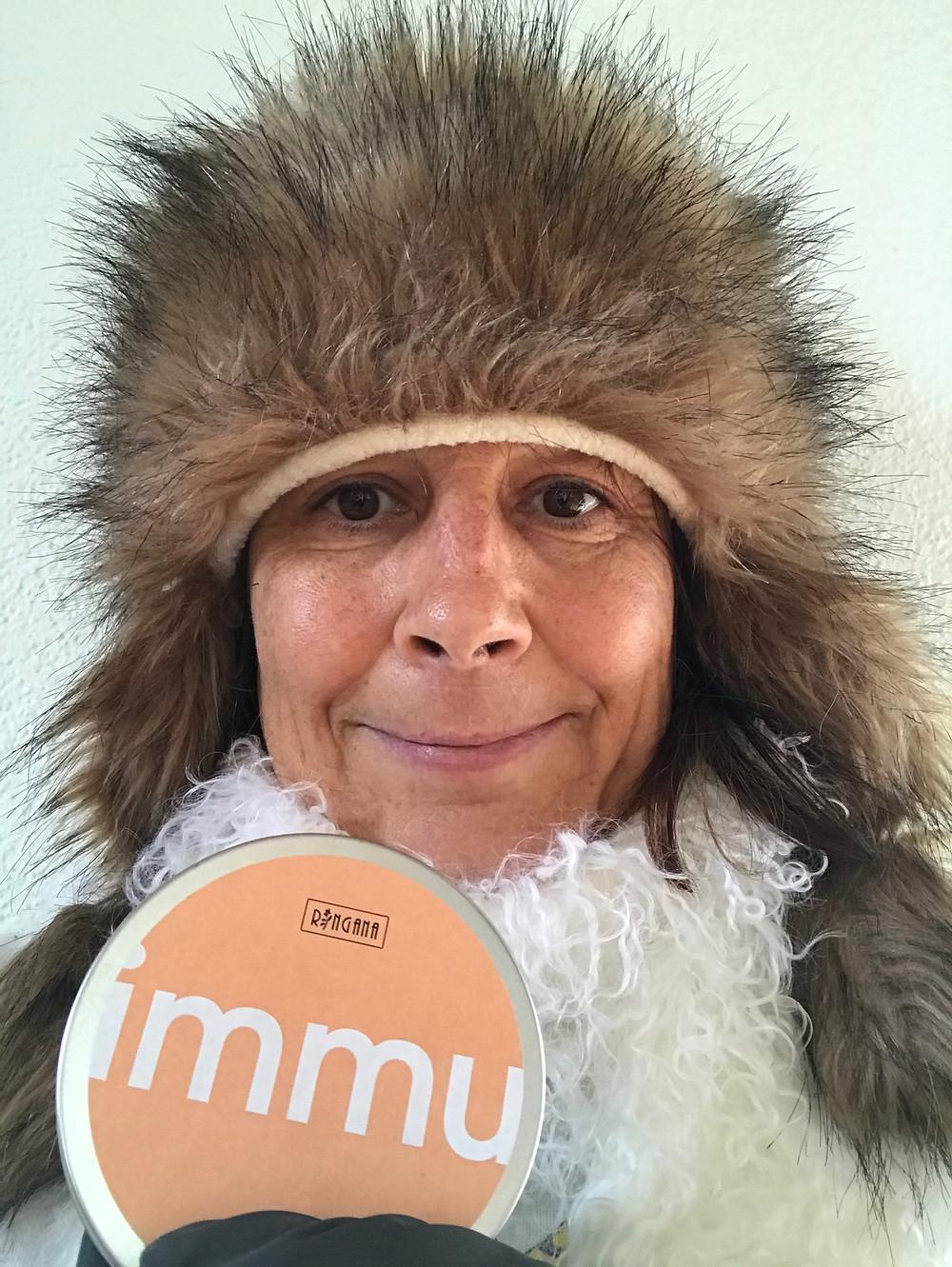 Immunsystem stärken Gaby Stampfli