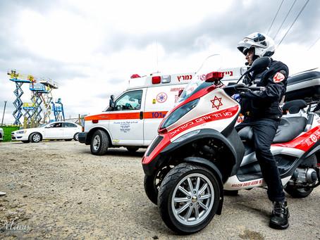 Una moto medica salva ora vite in memoria di Moni