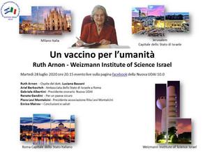 Il vaccino sintetico può farci vincere la battaglia - La Verità 27/07/2020
