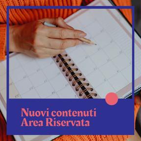 Abbiamo aggiunto dei nuovi contenuti all'area riservata: Hip Prolo
