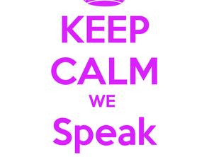 OUR WEBSITE IS NOW ALSO IN ENGLISH - #wenowspeakenglish