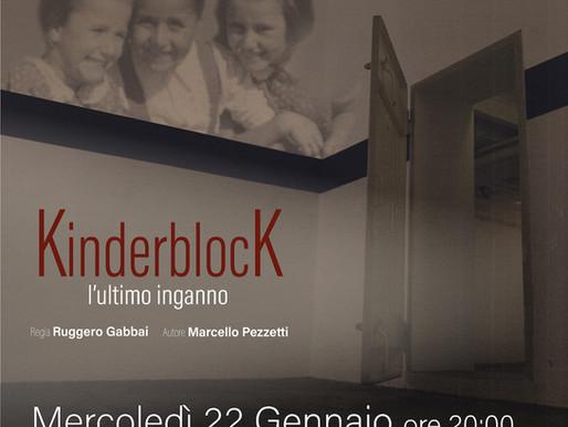 FILM: Kinderblock, l'ultimo inganno - Roma