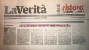 """Come affrontare il """"mistero"""" Artrite Reumatoide - La Verità 1/12/2019"""