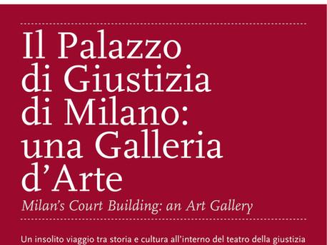 Il Palazzo di Giustizia: Una Galleria d'Arte