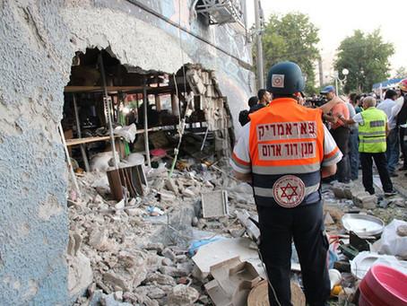 L'impegno della Mezzaluna Rossa e di Magen David Adom a Gaza e in Israele