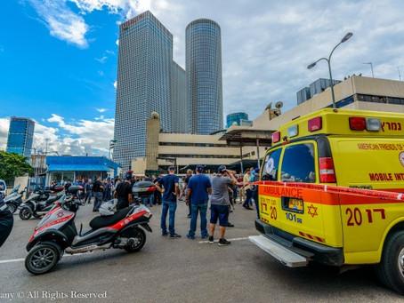 Raccolta fondi per l'emergenza attentati in Israele