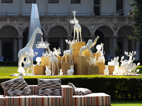 Design is Milan - Milan is design #welcomeback