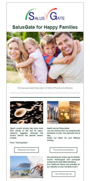SalusGate for Happy Families
