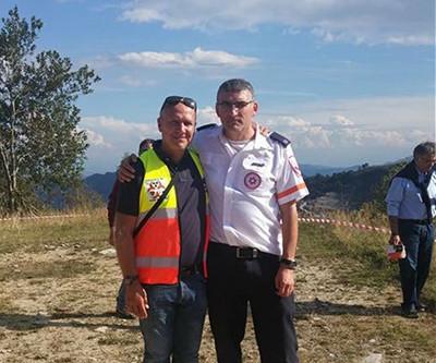 La Maxiemergenza del Piemonte e MDA Israele a confronto sul tema dell'Emergenza